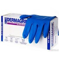 Нестерильные сверхпрочные перчатки Dermagrip High Risk Examination Gloves