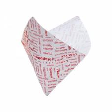 Уголок бумажный для гамбургеров «Fiesta»
