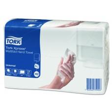 Tork Xpress® бумажные листовые полотенца сложения Multifold