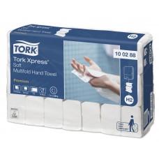 Tork Xpress® бумажные листовые полотенца Multifold мягкие