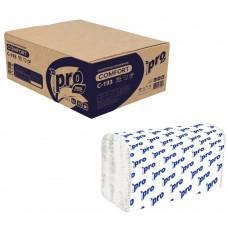 Бумажные полотенца V-сложения 1-сл. 250 л.