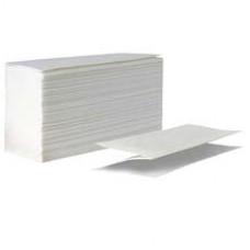 Бумажные листовые полотенца Z-сложение 1-сл. 200 л.