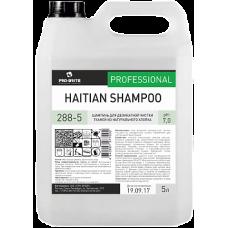 HAITIAN SHAMPOO Шампунь для деликатной чистки тканей из натурального хлопка