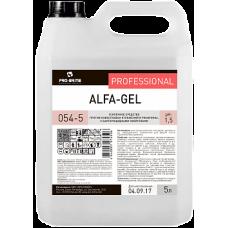 ALFA-GEL Усиленное средство против известковых отложений и ржавчины