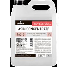 ASIN Concentrate Средство на основе фруктовой кислоты для деликатной чистки сантехники