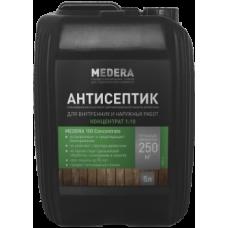MEDERA 100 Concentrate Антисептик-консервант для максимальной защиты древесины