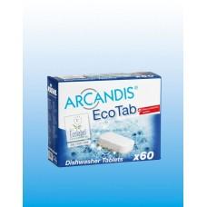 ARCANDIS®-EcoTab таблетированное моющее средство для посудомоечных машин