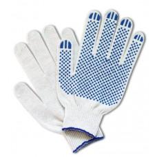 Перчатки ХБ 5-ти нитка с ПВХ