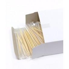 Зубочистки в индивидуальной упаковке