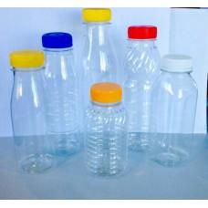 Бутылки для соков и смузи с широким горлышком