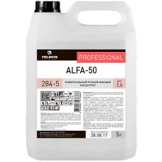 ALFA-50 Пенный кислотный гель