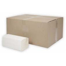 Бумажные листовые полотенца V-сложения  2-сл. 200 л.